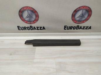 Накладка крышки багажника Mercedes W215 2158210336