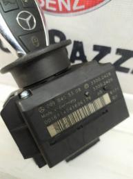 Замок зажигания + ключ Mercedes W209 2095453308