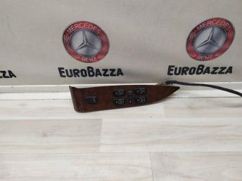 Блок управления стеклоподъёмниками Mercedes W215 2158201910