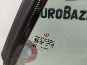 Стекло заднее левое Mercedes W209 2096700510