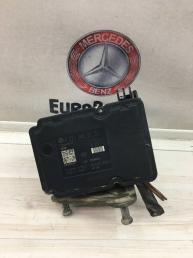 Блок ABS ABR Mercedes W221 4Matic 2215458732