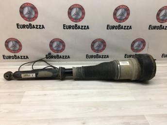 Пневмостойка задняя правая Mercedes W221 2213205613