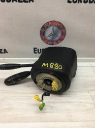 Подрулевой переключатель в сборе Mercedes W212 2124407503