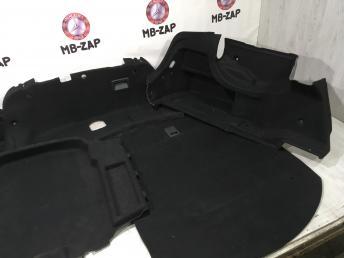 Комплект обшивки багажника Mercedes W212 2126900141