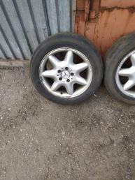 Литые диски Mercedes  R16