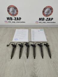 Комплект топливных форсунок Mercedes Om642 6420701387