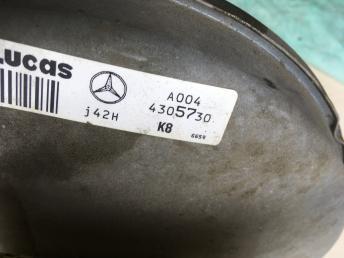 Вакуумный усилитель тормозов Mercedes W208 0044305730