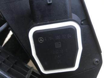 Педаль газа Mercedes W212 2043000204
