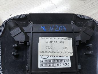 Датчик движения в салоне Mercedes W209 2038219751