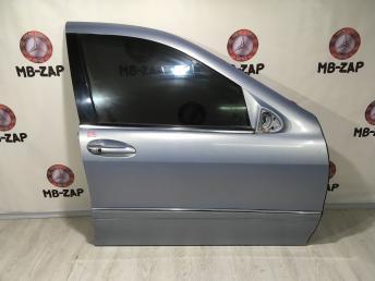 Дверь передняя правая Mercedes W220 2037200205