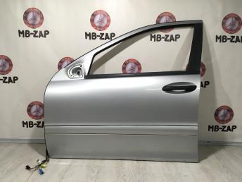 Дверь передняя левая Mercedes W203 2037200105
