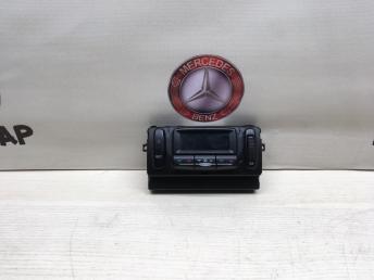 Блок управления климат контролем Mercedes W220 2208300285