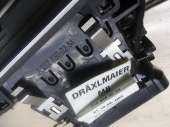 Дефлектор правый Mercedes W212 2128300254