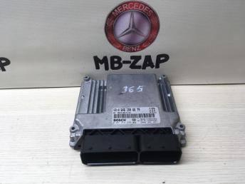 Блок управления двигателем Mercedes Om646 6461506679
