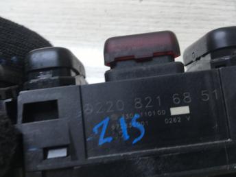 Блок кнопок передней панели Mercedes W220 2208216851