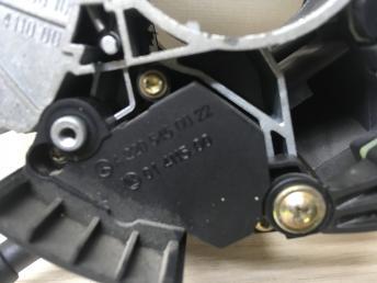 Блок подрулевых переключателей W215 0255454432