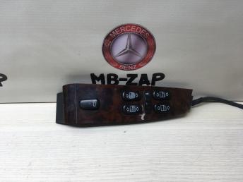 Блок управления стеклоподъемниками Mercedes W220 2208201010