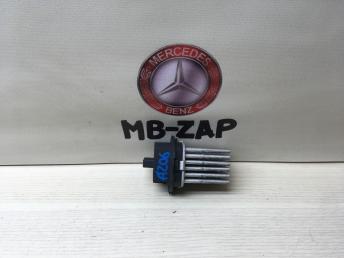 Регулятор вентилятора отопителя Mercedes W212 2128702110
