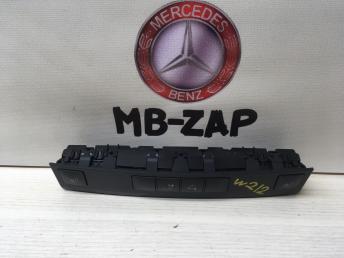 Кнопки подогрева сидений Mercedes W212 2128202610