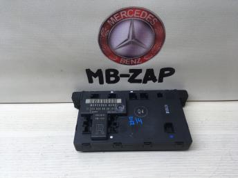 Блок комфорта передней правой двери Mercedes W203 2038205626