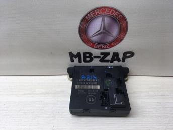 Блок управления двери задний левый Mercedes W211 2118704026