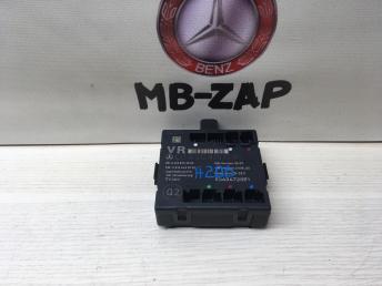 Блок комфорта передней правой двери Mercedes W212 2128203785