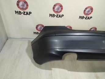Бампер задний Mercedes W203 Coupe 2038853325