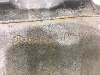 Защита двигателя антигравийная Mercedes W203 2035201723