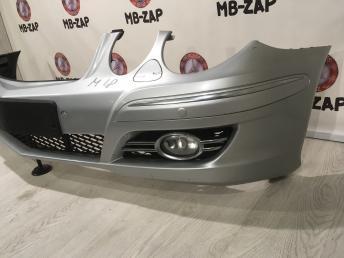 Бампер передний в сборе Mercedes W211 2118801240