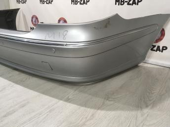 Бампер задний в сборе Mercedes W211 2118800540