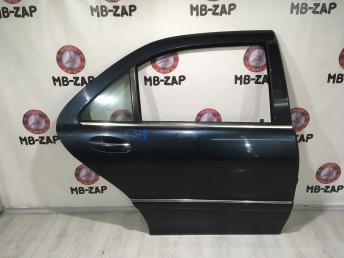Дверь задняя правая Mercedes W220 2207300405