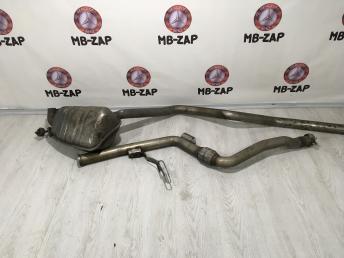 Глушитель Mercedes W211 DIESEL 2114911100