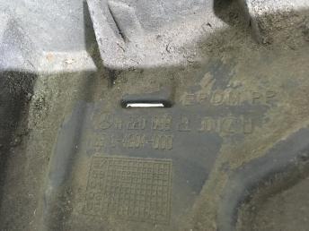 Подкрылок задний Mercedes W220 S 2206982230