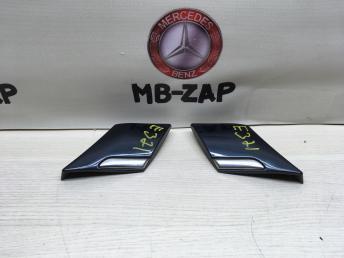 Задний молдинг арки Mercedes W220 2206900362