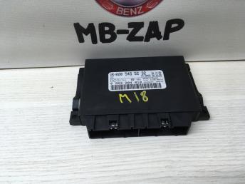 Блок управления парктрониками Mercedes W211 0205455232