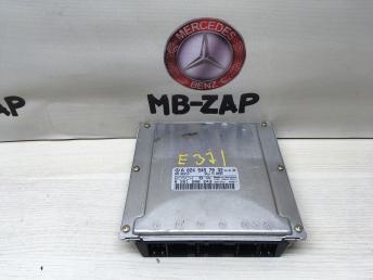 Блок управления двигателем Mercedes W220 0245457032