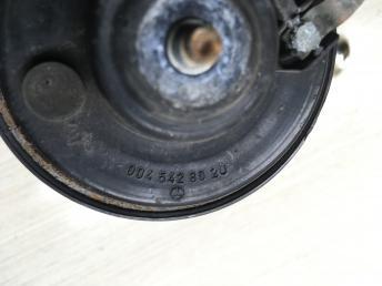 Клаксон Mercedes W215 0045428020