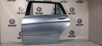 Дверь задняя левая Mercedes W251 2517301105