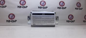Подушка безопасности пассажирская Mercedes W251 2518600805