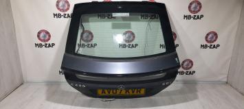 Крышка багажника Mercedes W203 Coupe 2037400305