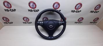 Трехспицевый руль Mercedes W203 Coupe 2034601103
