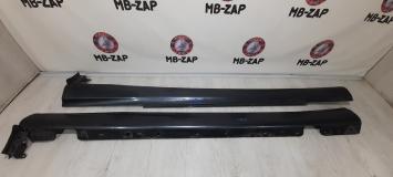 Накладка порога Mercedes W203 Coupe 2036980554