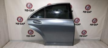 Дверь задняя правая Mercedes W221 Короткобазный 2217300405