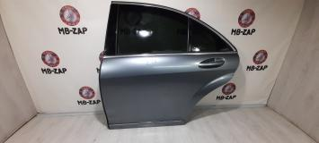 Дверь задняя правая Mercedes W221 2217300305