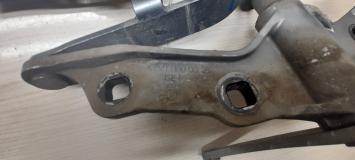 Капот Mercedes W221 2218800328