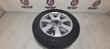 Литой диск Mercedes R17