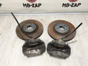 Тормозная система передняя Mercedes W203 2034211312