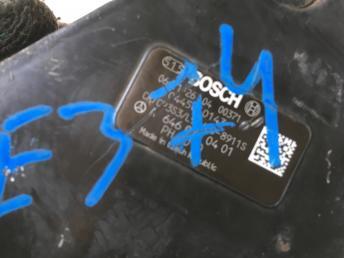 Топливный насос высокого давления Mercedes Om646 6460700401