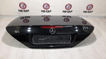 Крышка багажника Mercedes W230 2307500675