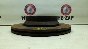 Диск тормозной задний Mercedes W211 Япония 2114230912
